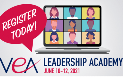 VEA's Leadership Academy = Let's Get This Collective Bargaining!!
