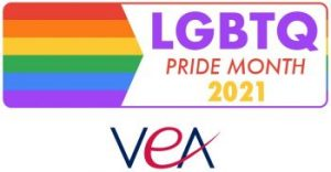 Celebrate LGBTQ+ Pride Month With VEA (& PWEA, too!)